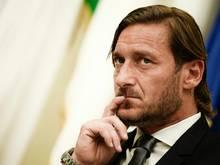 Francesco Totti verlässt die Roma nach 30 Jahren