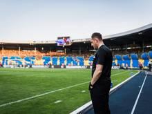 Eintracht Braunschweig spielt am Sonntag in Kiel mit Trauerflor