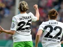 Der VfL Wolfsburg ist ins Achtelfinale eingezogen