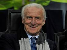 Giovanni Trapattoni ist Ur-Großvater von Davide geworden