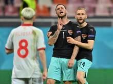Marko Arnautovic (M.) entschuldigte sich für Entgleisung