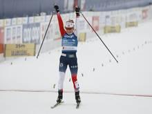 Therese Johaug gewinnt ihren elften WM-Titel