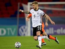 Niklas Dorsch spielt bald in Augsburg