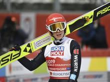 Kombinierer Eric Frenzel verpasst WM-Medaille