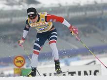 Johannes Hösflot Kläbo ist Weltmeister im Freistilsprint