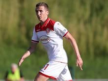 Marcel Sobottka fehlt Fortuna Düsseldorf beim BVB