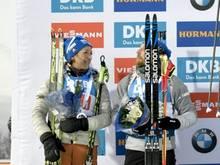 Preuß und Lesser erreichten in Schweden Rang zwei
