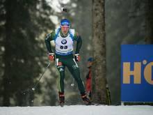 Simon Schempp nimmt nicht am Weltcup in Ruhpolding teil