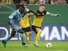 Reus erzielte den Führungstreffer für den BVB