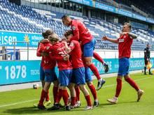 Der Wuppertaler SV gewinnt den Niederrheinpokal