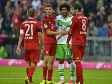 Dante tritt mit dem Wolfsburg gegen seinen Ex-Klub an