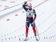 Marit Björgen holt zum siebten Mal den Sieg in Oslo