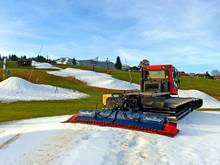 Der Schneemangel macht den Veranstaltern zu schaffen