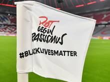Bayern München setzt sich ebenfalls gegen Rassismus ein