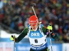 Denise Herrmann beste Deutsche auf Platz 41