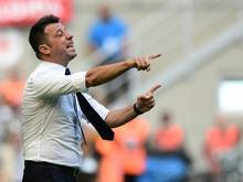Roberto D'Aversa trainiert künftig Sampdoria Genua