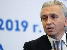 Neuer RFS-Präsident: Alexander Djukow