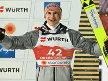Geiger könnte Samstag einen besonderen Erfolg feiern