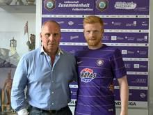 Fabian Kalig verlängert bis 2021 in Aue