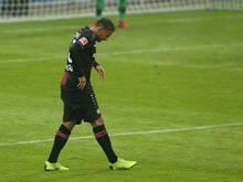 Mit Muskelverletzung ausgewechselt: Karim Bellarabi