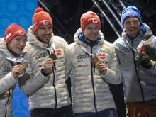 Biathlon-Weltcup: Das Erfolgs-Quartett soll es richten