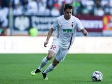 Raphael Framberger verlängert seinen Vertrag in Augsburg