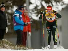 Verfolgung: Katharina Hennig wird Neunte über 10 km