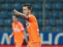 Niko Gießelmann unterschreibt bei Fürth bis 2017