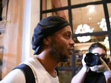Dokumentenfälschung: Ronaldinho bleibt unter Hausarrest