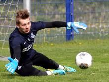 Duisburg verlängert mit Maurice Schumacher