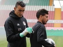Essam El-Hadary könnte in Russland zum WM-Methusalem werden