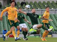 Die Iren erkämpfen sich ein 0:0 gegen Wales