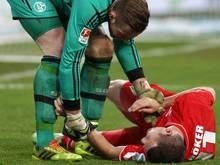 Thomas Bröker steht dem 1.FC Köln vorerst nicht zur Verfügung