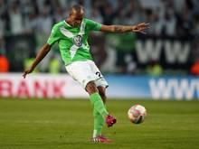 Naldo steht bei Wolfsburg in der Startelf