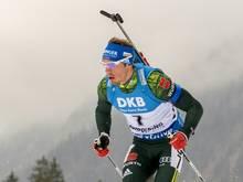 Simon Schempp wird nicht an der Biathlon-WM teilnehmen