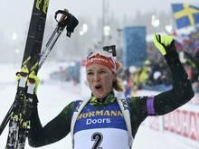 Biathlon-DM: Denise Herrmann gewinnt Titel im Sprint