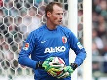 Augsburg muss ohne Alex Manninger nach Berlin