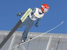 Katharina Althaus fliegt in Lillehammer auf Rang sechs