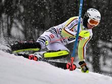 Straßer startet im Slalom als Letzter der zweiten Gruppe