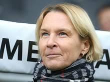 Der DFB sucht das Gespräch mit Martina Voss-Tecklenburg