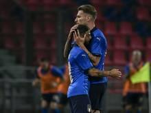 Die Italiener sind nun schon seit 27 Spielen ungeschlagen