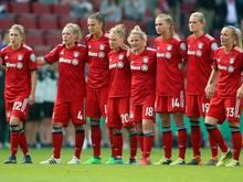 Die Frauen des FC Bayern München siegten in Bremen