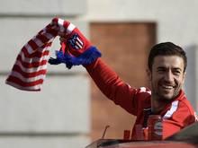 Gabi verlässt Atletico Madrid Richtung Katar
