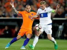 Laurent Jans (r.) wechselt zum SC Paderborn