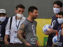 Auch für Lionel Messi gab es keinen Superclasico