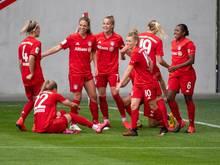 FC Bayern München besiegt SGS Essen 3:0