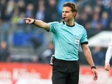 Schiedsrichter Dr. Felix Brych wurde für die U20-WM nominiert