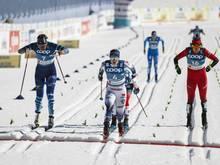 Jonna Sundling gewinnt den Klassiksprint in Oberstdorf