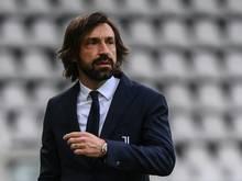 Andrea Pirlo steht vor dem Aus bei Juventus Turin