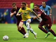 Neymar wird nicht für Brasilien bei Olympia spielen